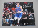 Dario Saric Philadelphia 76ers Signed 8x10 Photo COA 2