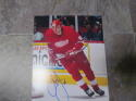 Keith Primeau Detroit Red Wings Signed 8x10 Photo COA