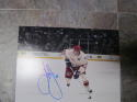 Keith Primeau Detroit Red Wings Signed 8x10 All Star Photo COA
