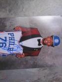 Jahlil Okafor Philadelphia 76ers Signed 8x10 Photo COA