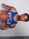 Jahlil Okafor Philadelphia 76ers Signed 8x10 Photo COA 2
