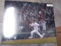 Shane Victorino Boston Red Sox  Signed 16x20 Photo COA MLB Auth