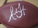 Adoree Jackson Tennessee Titans Signed  Replica Football COA