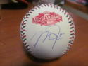 Mike Trout Los Angeles Angels Signed 2015 All Star Baseball JSA
