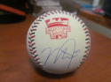 Mike Trout Los Angeles Angels Signed 2014 All Star Baseball JSA