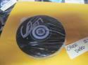 Chase Deleo Winnipeg Jets Signed  Logo Puck COA
