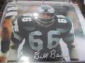 Bill Bergey Philadelphia Eagles Signed 8x10  Photo COA