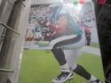 Clay Harbor Philadelphia Eagles Signed 8x10  Photo COA