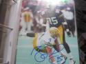 Greg Lloyd Pittsburgh Steelers Signed 8x10 Photo COA 2