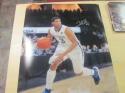 Josh Hart Villanova Wildcats Signed 8x10 Photo COA Lakers 2