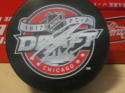 Nolan Patrick Philadelphia Flyers Signed 2017 Draft Logo Puck COA