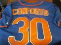 Michael Conforto New York Mets Signed Replica Jersey COA