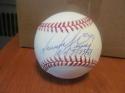 Tommy Greene  Philadelphia Phillies Signed MLB Baseball COA Ins
