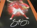 Scott Kingery Philadelphia Phillies Signed 8x10 Collage Photo COA