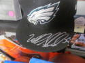 Wendell Smallwood Philadelphia Eagles Signed Fitted Hat COA