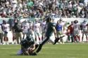 Jake Elliott Philadelphia Eagles Signed 8x10 Photo JSA Inscription 2