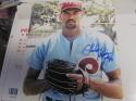 Charles Hudson Philadelphia Phillies Signed 8x10 Photo COA