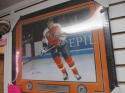 Eric Lindros Philadelphia Flyers Signed 16x20 Framed Photo COA Inscription