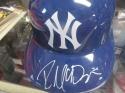 Ryan McBroom New York Yankees Signed Batting Helmet COA