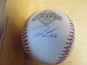 Ryan Madson Philadelphia Phillies Signed 2008 WS World Series Baseball COA
