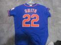 Domonic Smith New York Mets Replica Jersey XLarge NEW