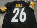 Leveon Bell Pittsburgh Steelers Signed Custom Jersey Steiner