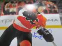 Robert Hagg Philadelphia Flyers signed 8x10 Photo COA