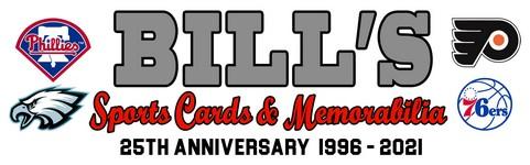 Bill's Sports Memorabilia