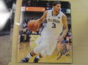 Josh Hart Villanova Wildcats Signed 8x10 Photo COA Lakers 4