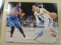 Josh Hart Villanova Wildcats Signed 8x10 Photo COA Lakers 5